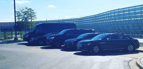luxury chauffeur service chicago
